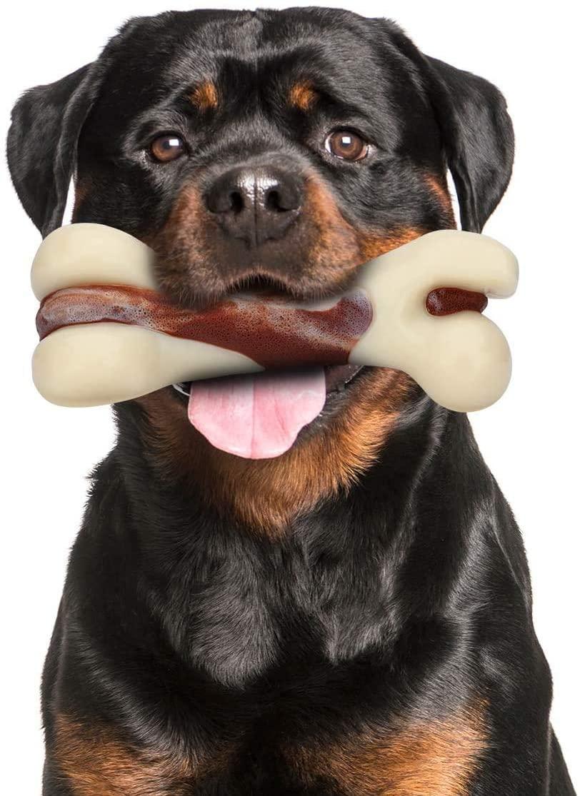 hueso nylon bando perros